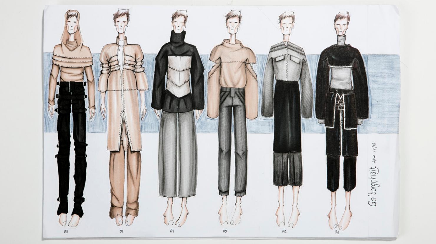 Ba Fashion Design Full Part Time Course Ireland