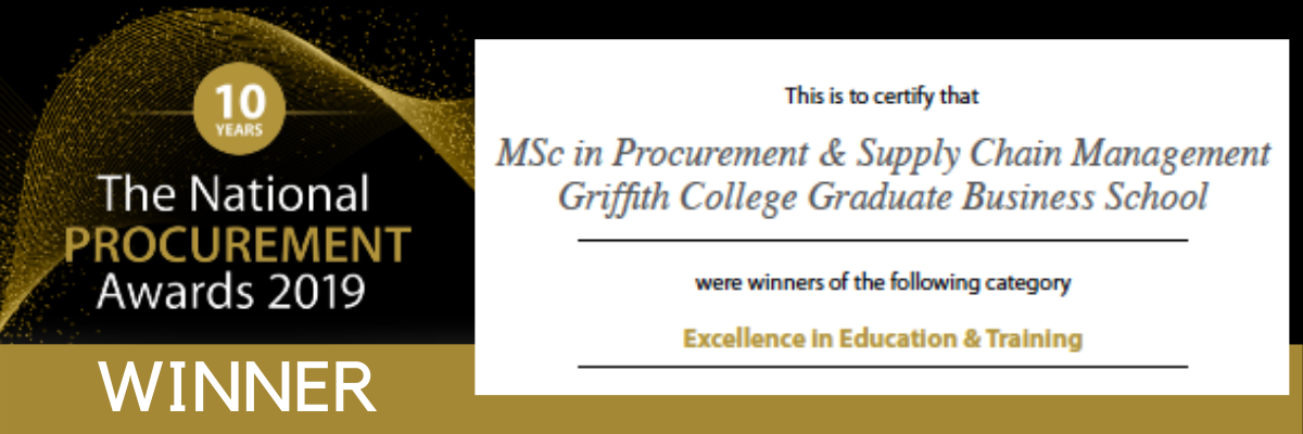 Procurement Award