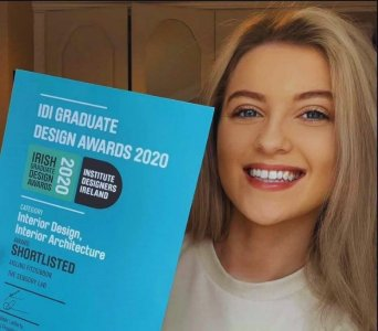 Aisling Fitzgibbon, BA (Hons) in Interior Architecture