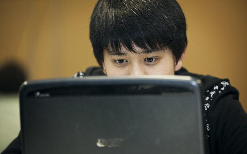 Student in Computing Workshop