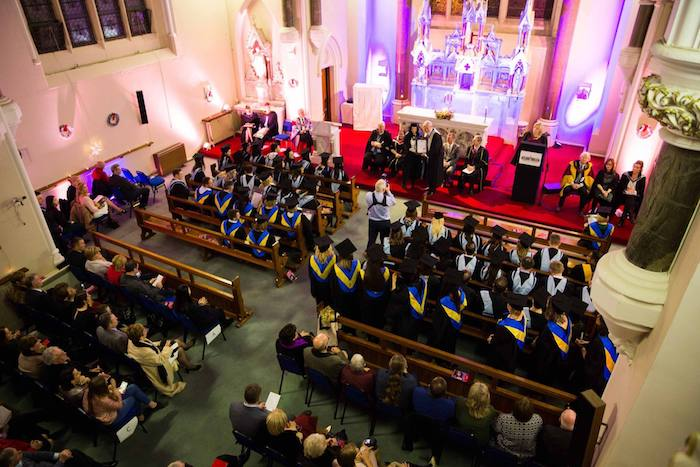 Griffith College Cork Graduation