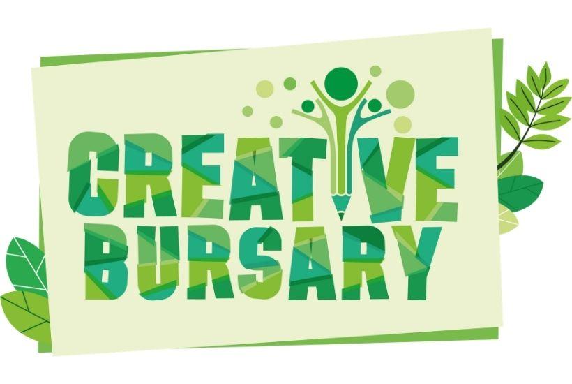 Creative Bursary Logo