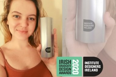 Bethaney Woolley was shortlisted for the IDI Graduate Awards