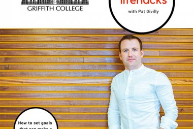 Pat Divilly for Griffith College