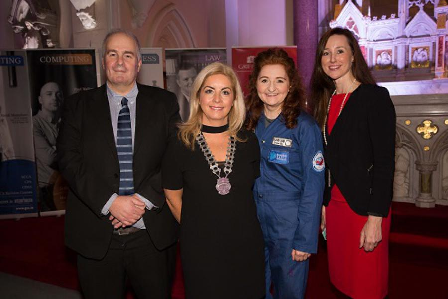 Network Cork November 2017 event at Griffith College Cork