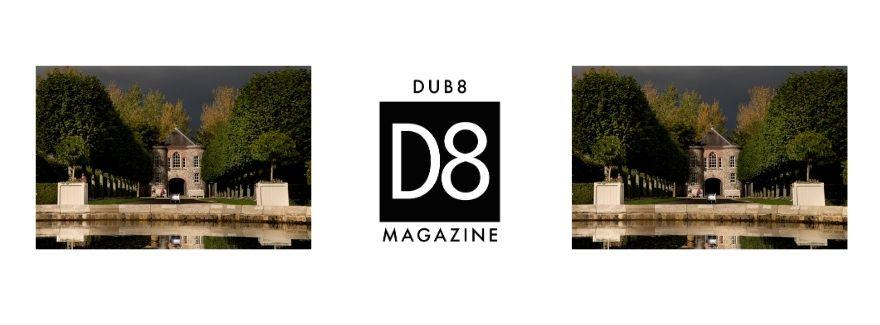 D8 logo and images