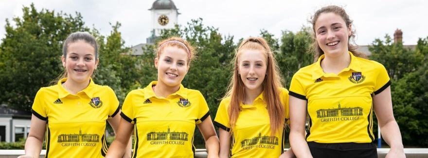 Griffith College Sponsors Pembroke Wanderers