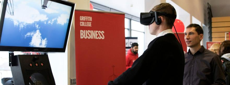 Griffith College Hosts CAO Open Day