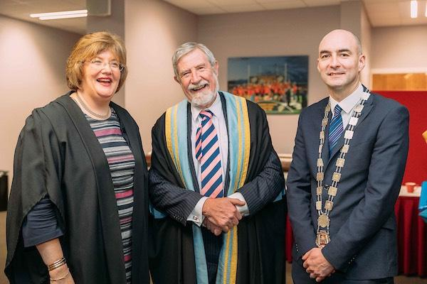 Graduation 2018 at Griffith College Limerick