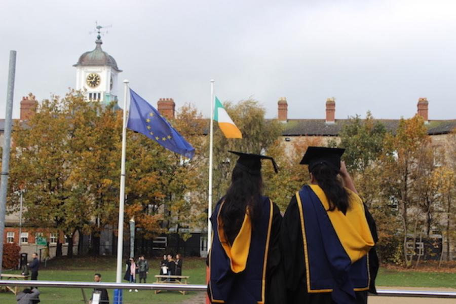Griffith College Limerick Graduation