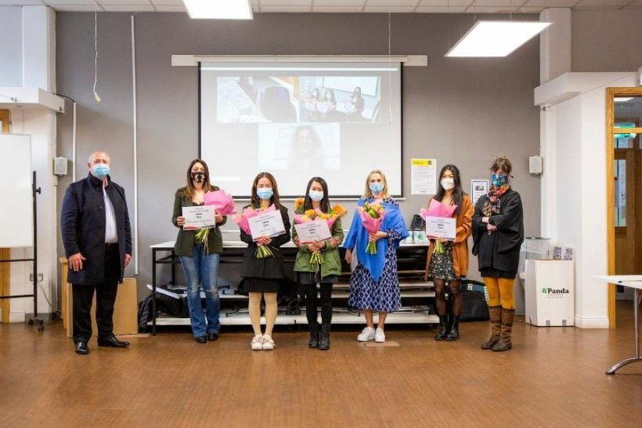 Interior Design students take part in final year project