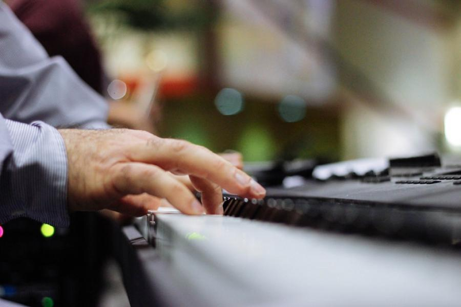 Music Production for Games at Griffith College