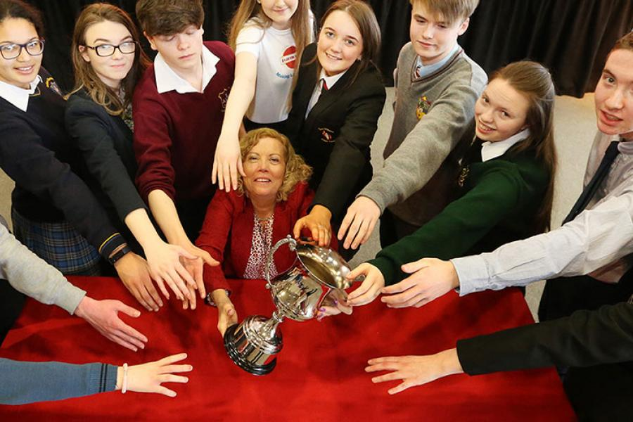 Eleven Secondary Schools Participate in Griffith College Entrepreneurial Competition