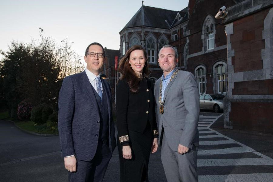 Cork Chamber 'Clock Out and Connect' event at Griffith College Cork