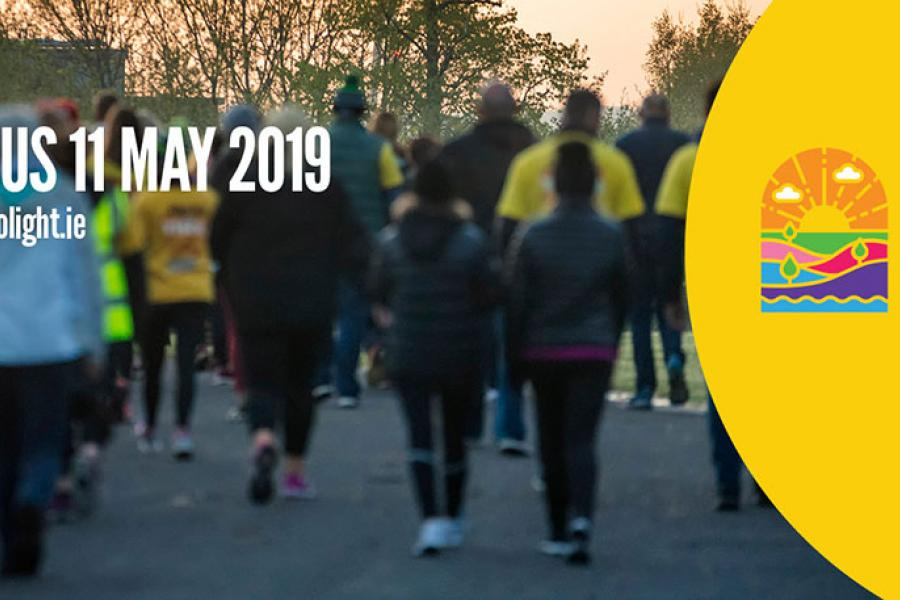 Darkness into Light 2019