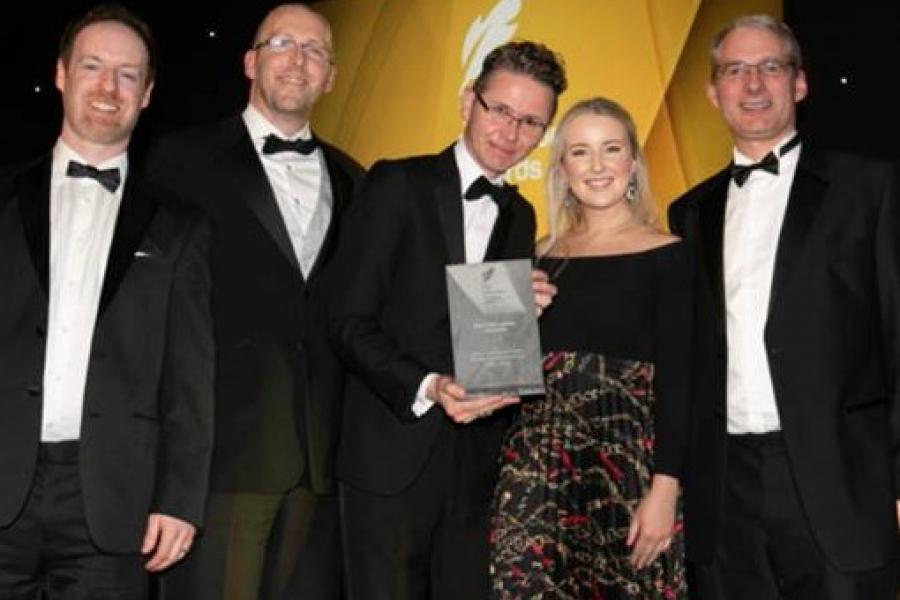 Griffith College at the Education Awards 2019