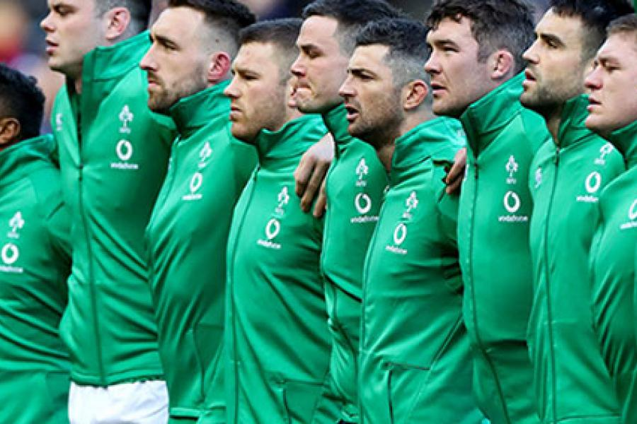 Irish Rugby Team