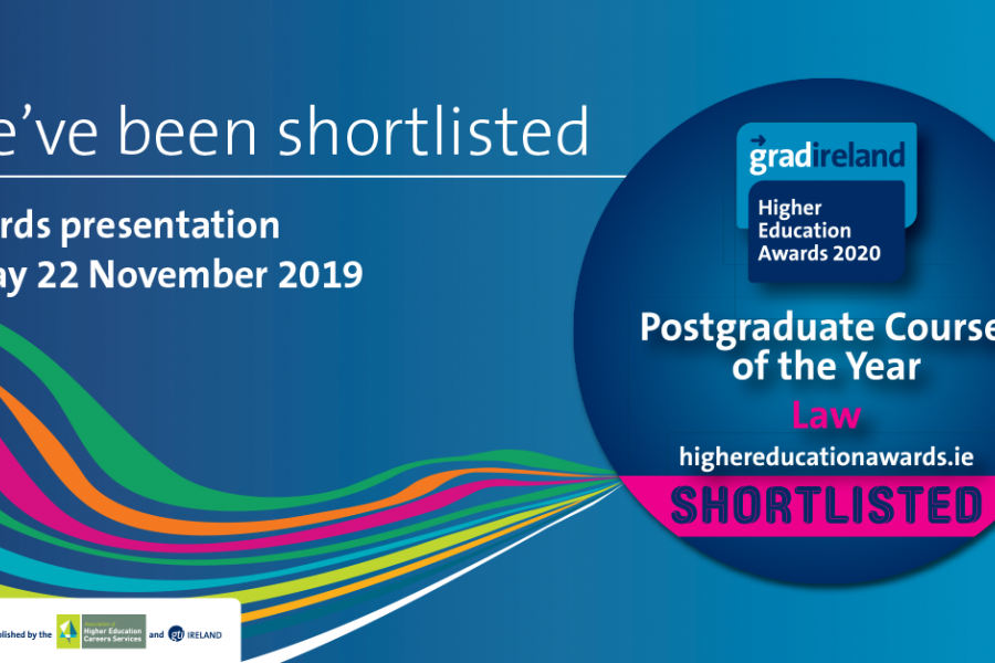 GradIreland Higher Education Awards 2019
