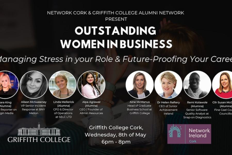 Women in Business Networking Event Cork