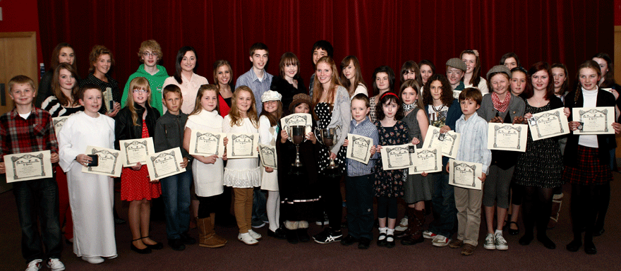 Excellence Award Winners 2011 Drama