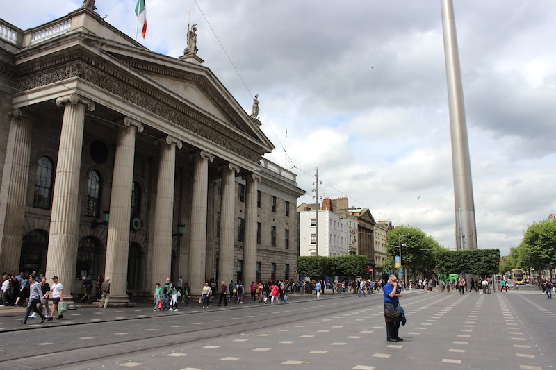GPO & the Spire, O'Connell Street