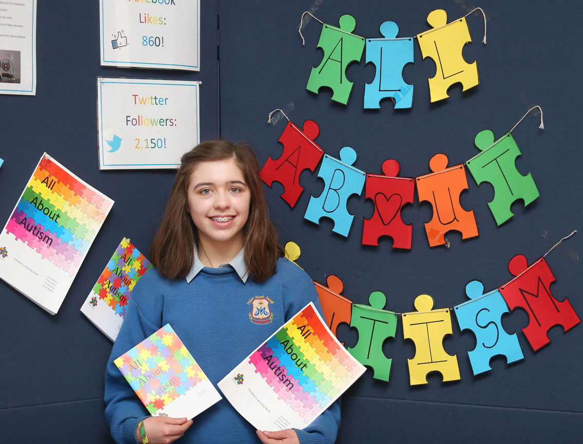 All About Autism - Griffith College Business Enterprise Competition 2017