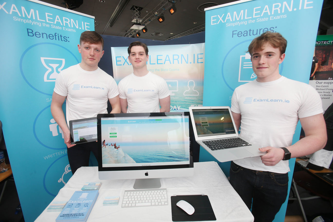 Exam Learn - Griffith College Business Enterprise Competition 2017