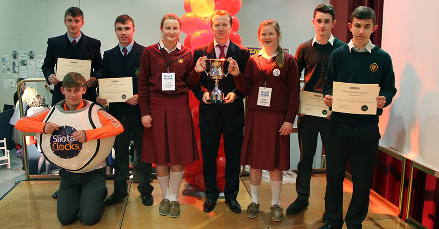 Griffith College Business Enterprise Competition Winners and Runner Ups