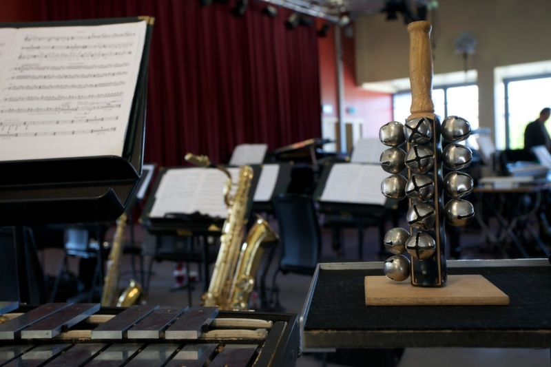 Instruments at LSMD