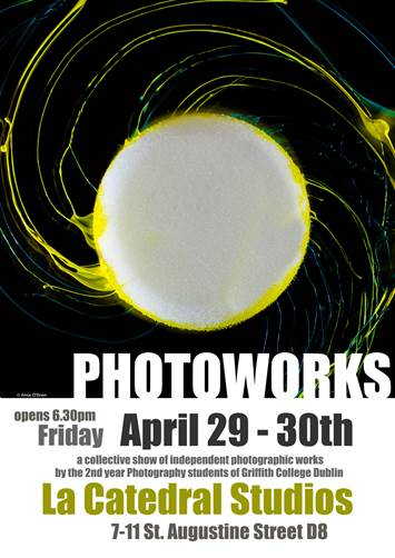 Griffith College Photoworks Exhibition