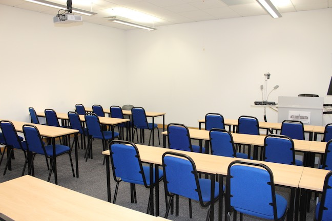 Classroom at Griffith College City Centre