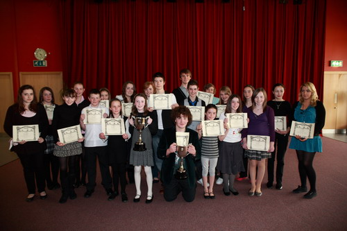 LSMD Excellence Award Winners 2008