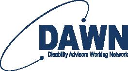 Disability Advisors Working Network logo