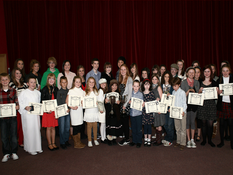 Winners Excellence Awards 2011