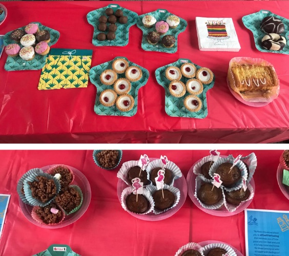 Bake sale in aid of Pieta House