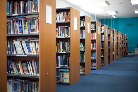 LL.M in Inernational Commercial Law library section