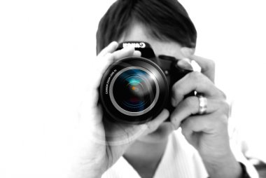 start a photography business