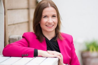 Aoife O'Donnell, lecturer on the BA and MA Public Relations programmes