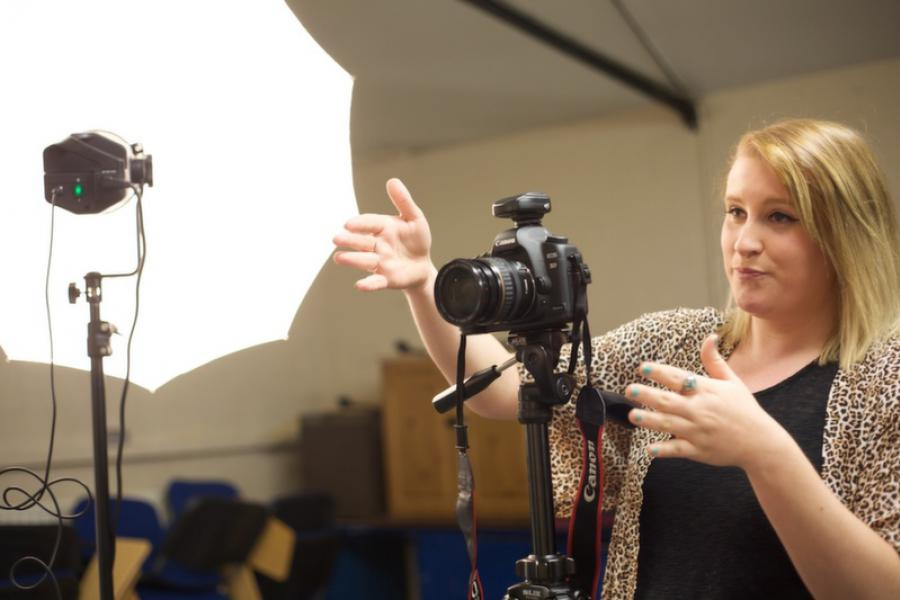 Certificate in Photography Course Overview
