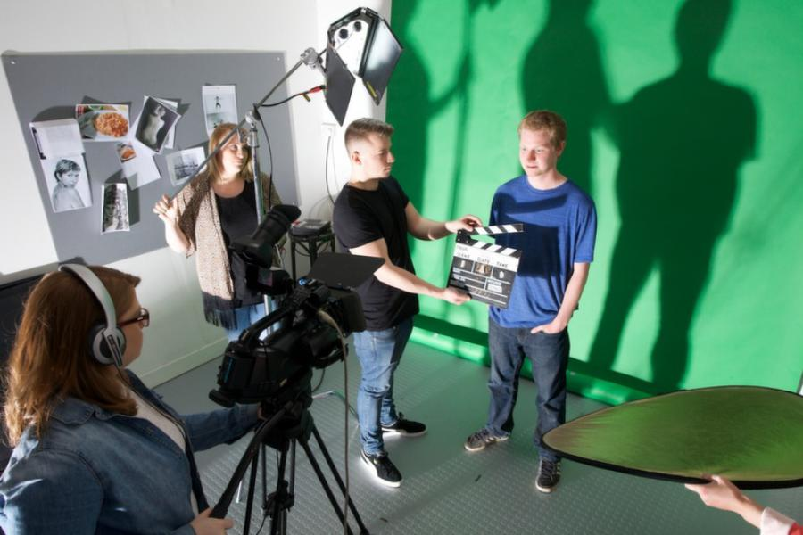 Bachelor of Arts in Film and Television Production Career Progression