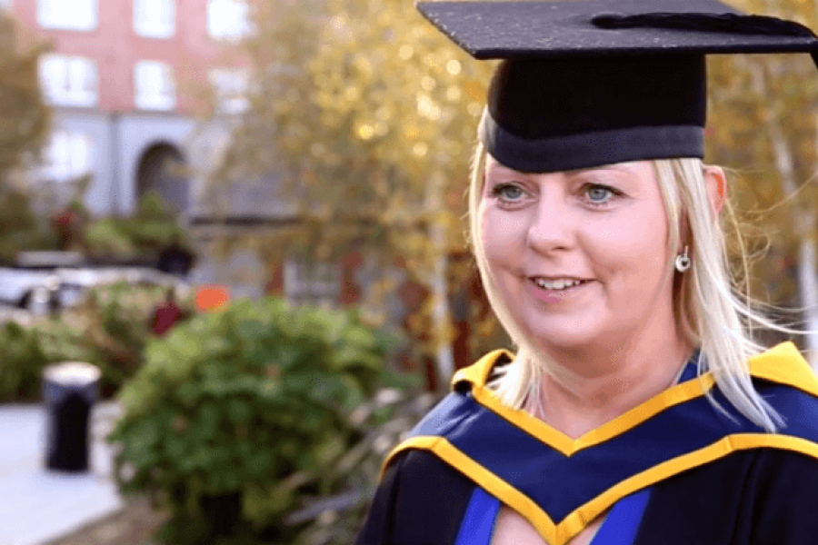 Laura Leonard - MSc in Applied Digital Media Graduate