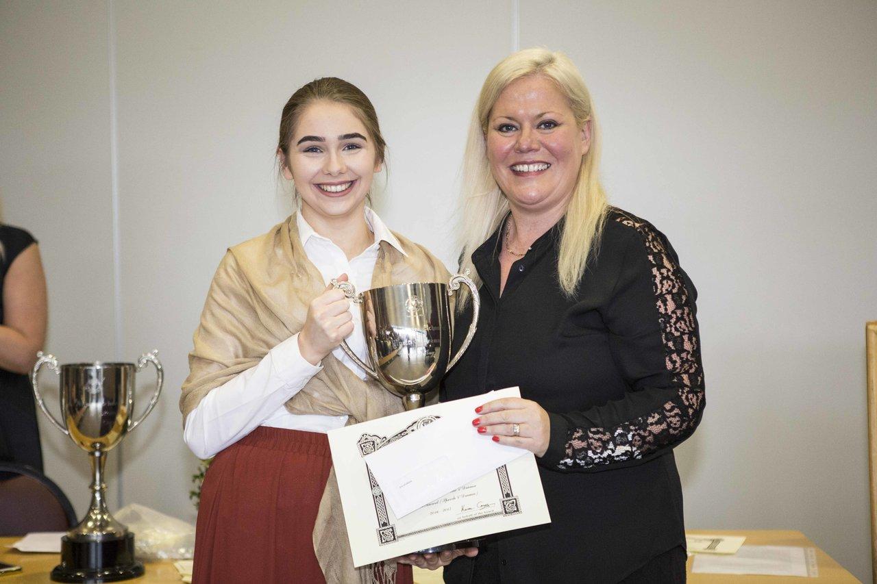 Eva Acheson LSMD Awards