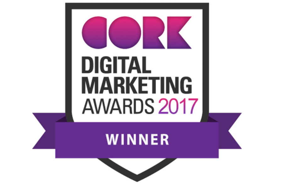 Digital Marketing Awards 2017, at Pairc Uí Chaoimh