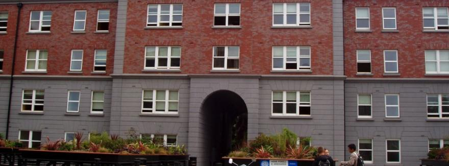 Griffith Halls of Residence Accommodation