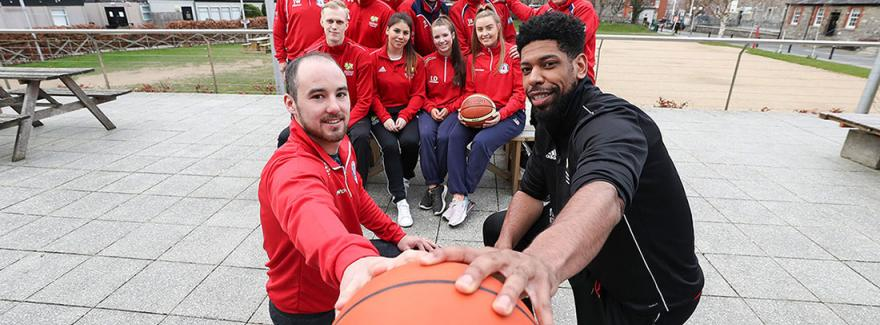 Griffith College Templeogue Basketball