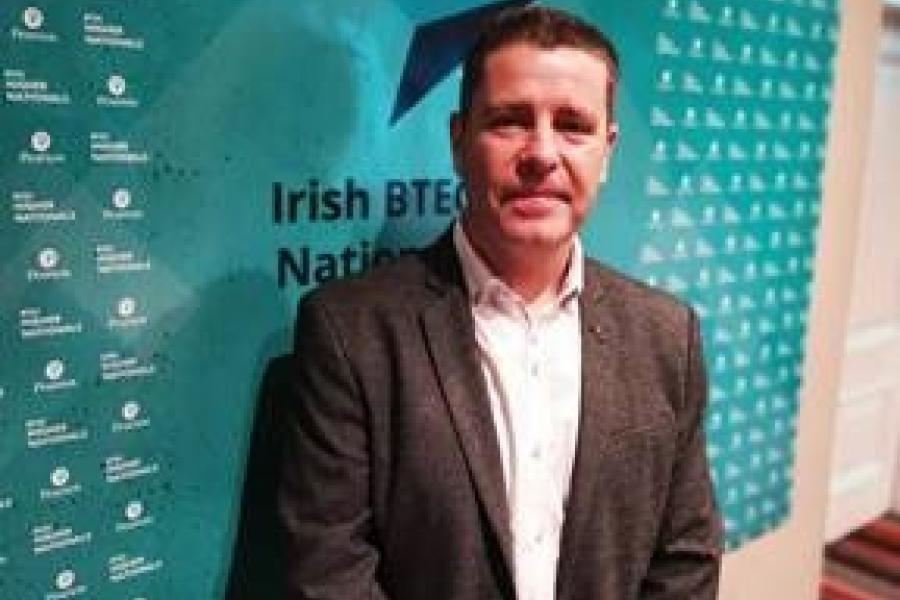 Limerick Student wins BTEC Student of the Year