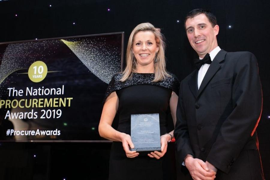 Griffith College wins at the National Procurement Awards