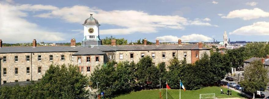 Dublin Campus Panorama