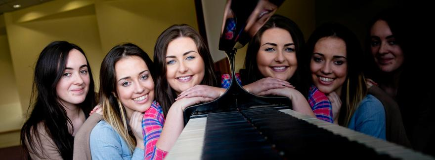 Study Music and Drama at the Leinster School of Music and Drama
