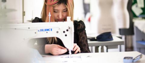 Fashion Design courses at Griffith College